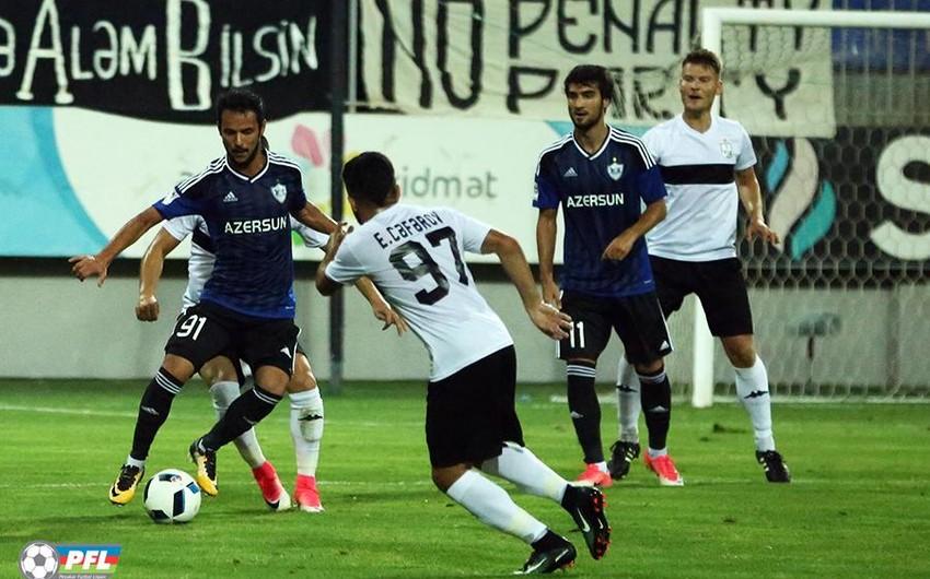 Bu gün Neftçi və Qarabağ komandaları qarşılaşacaq