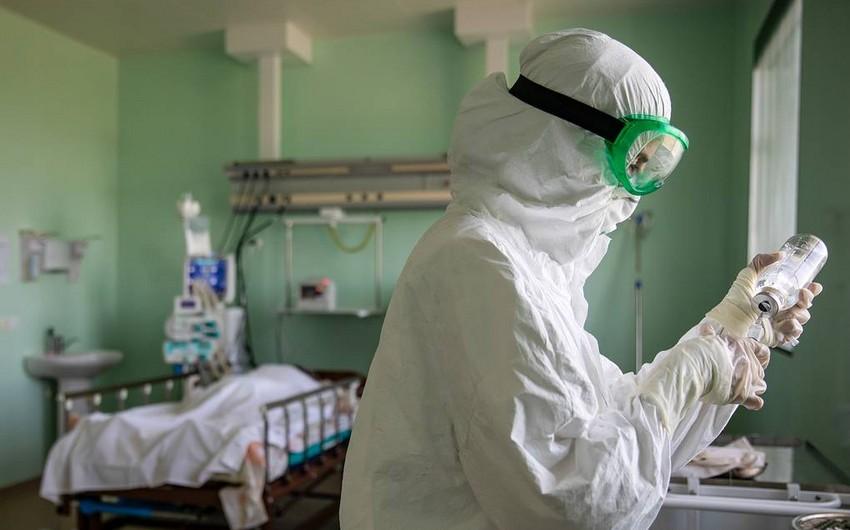 Rusiyada bir gündə təhlükəli virusdan 351 nəfər ölüb