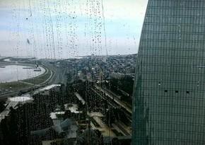 Rain, wind predicted tomorrow in Azerbaijan