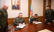 Между Азербайджаном и Беларусью подписанплан военного сотрудничества