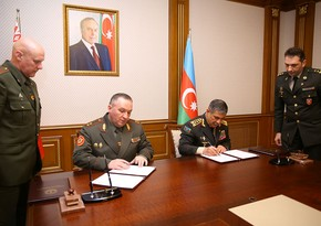 Azerbaijan, Belarus sign plan on military cooperation