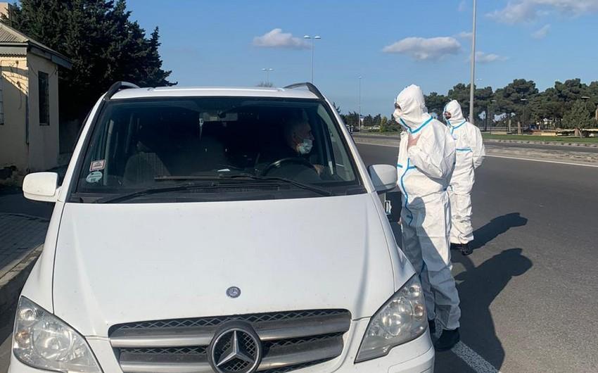 Ötən gün yaşayış yerini tərk edən 16 nəfər koronavirus xəstəsi saxlanılıb
