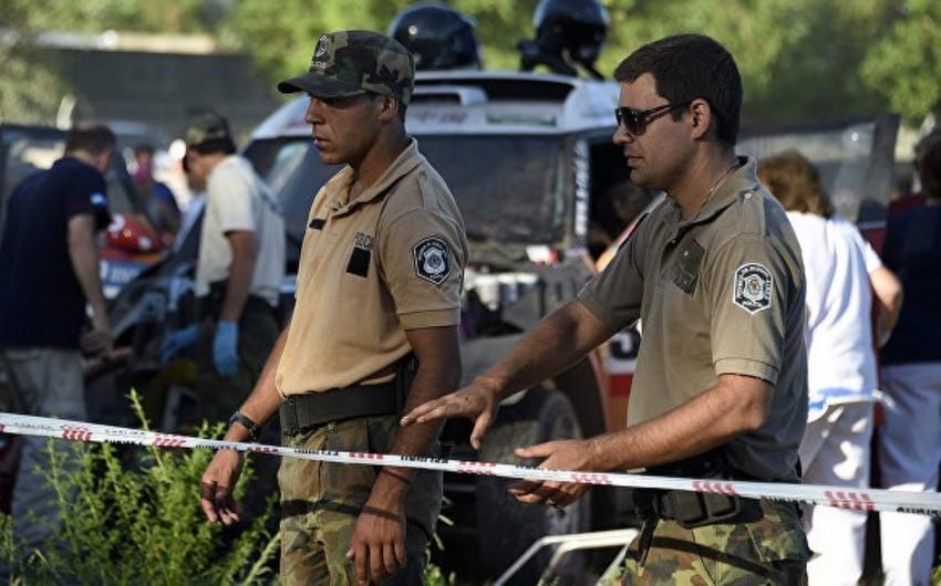 Argentinada kinoteatr binası uçub, ölən və yaralananlar var - VİDEO