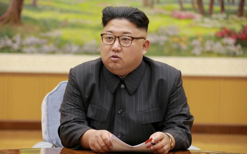 KİV: Kim Çen In dekabrın ortalarında Cənubi Koreyaya səfər edə bilər