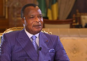 Президент Республики Конго в четвертый раз принял присягу