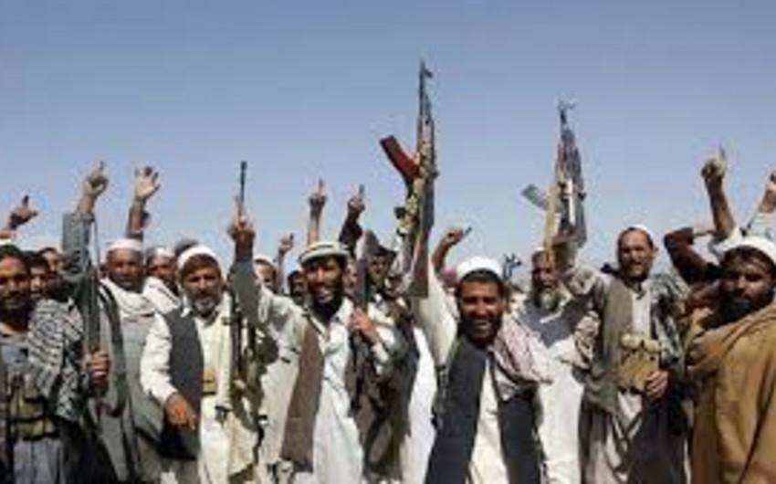 Əfqanıstanda Taliban silahlıları bir mahalı nəzarət altına alıb