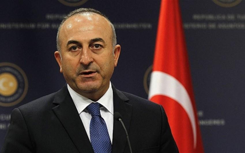 Çavuşoğlu: Türkiyə Bəşər Əsədlə əməkdaşlığı nəzərdən keçirə bilər
