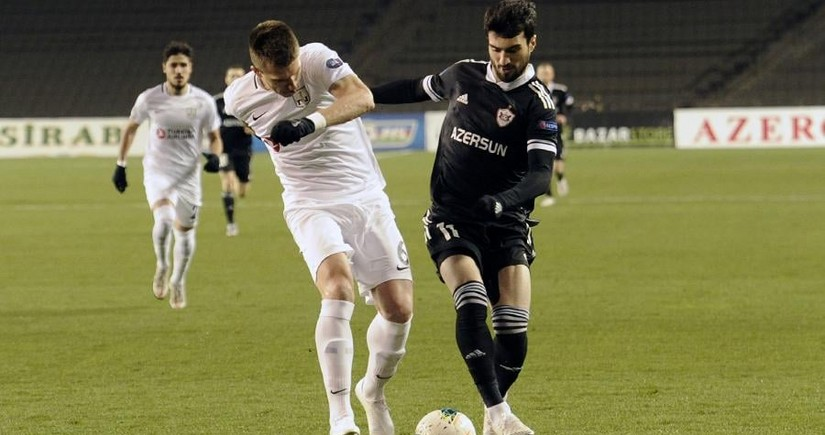 Neftçi 19-cu, Qarabağ 15-ci medalını təmin etdi