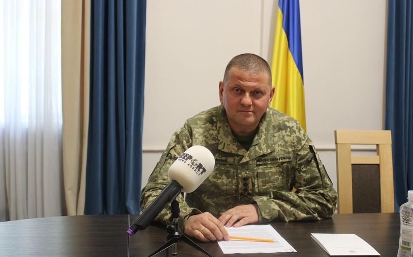 Главнокомандующий ВС Украины проанализировал причины победы армии Азербайджана