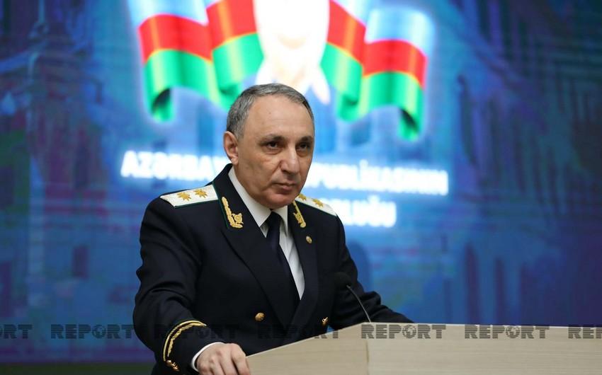 Генпрокурор о привлечении к ответственности должностных лиц Армении