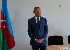 President dismisses Alimpasha Mammadov from post