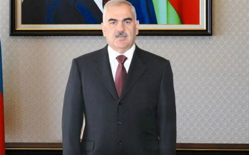 Deputy Chief of Nakhchivan State Security Service dismissed