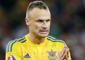 Ukrayna yığmasının sabiq futbolçusu saxlanılıb