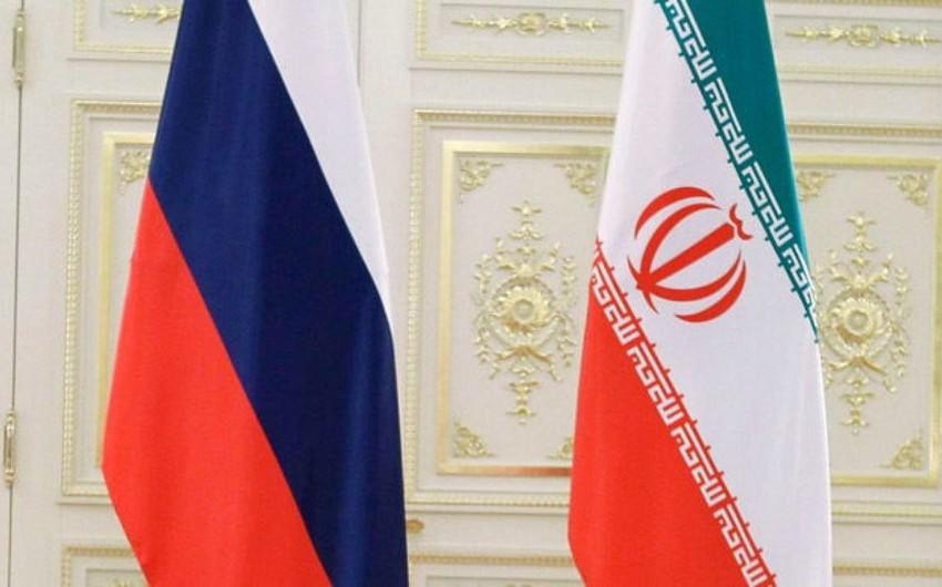 İran parlamentinin sədri Rusiyaya gedir