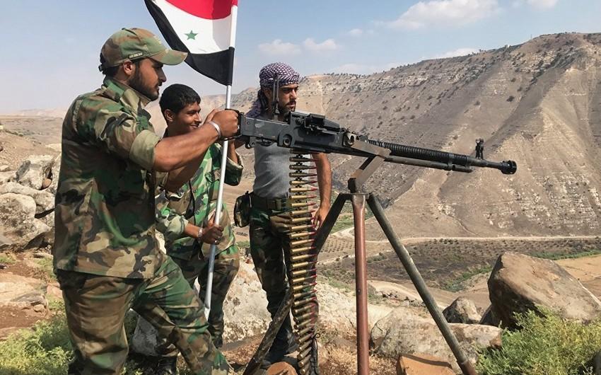 Suriyanın Latakiya əyaləti atəşə tutulub, 1 hərbçi ölüb, 10-u yaralanıb