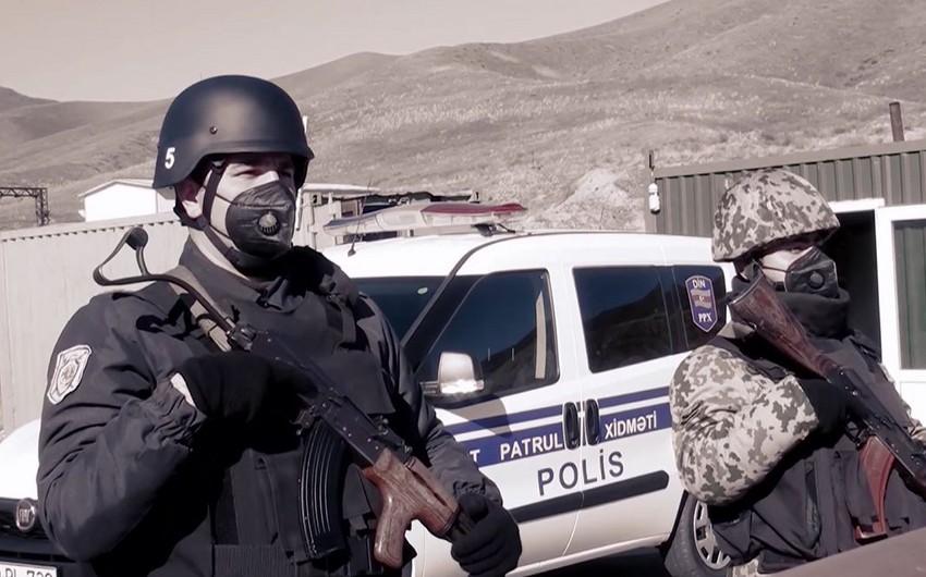 Полиция продолжает деятельность на освобожденных от оккупации территориях