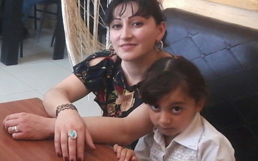 Qusarda 32 yaşlı qadın azyaşlı qızı ilə birlikdə itkin düşüb - FOTO