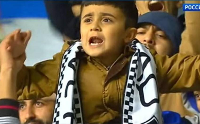 Rossiya 24 telekanalı Azərbaycan futbolundakı nailiyyətlərdən bəhs edən süjet hazırlayıb - VİDEO