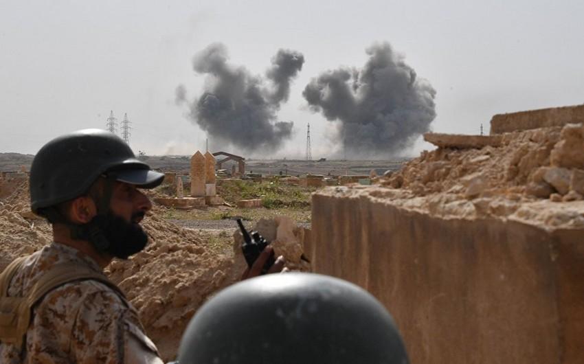 Suriyada döyüşlər zamanı ordu generalı həlak olub