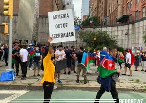 Amerikalı yəhudilər Los-Ancelesdə azərbaycanlılara qarşı törədilən vəhşilikləri pislədi
