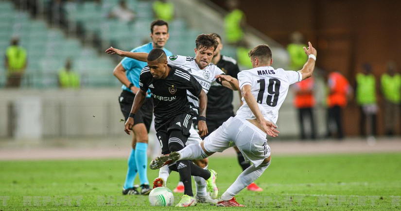 Qarabag, Neftci receive payment from UEFA