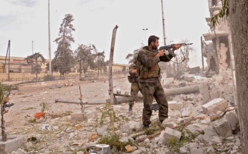 Suriyada terrorçular İdlib şəhərinə hücuma keçiblər