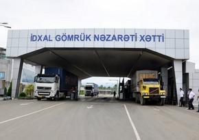 Azərbaycan 23 ölkə ilə idxal şərtlərini dəyişdirib