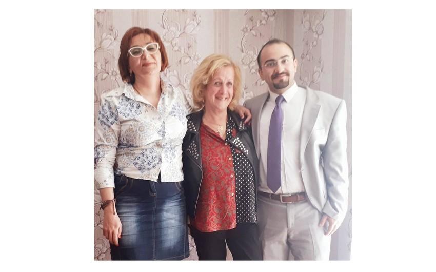 American journalist visited the office of Armenia-Azerbaijan Peace Platform