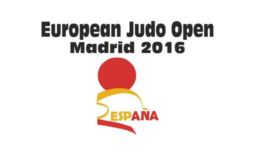 Azərbaycan komandası cüdo üzrə Avropa Kubokuna 2 medalla başlayıb