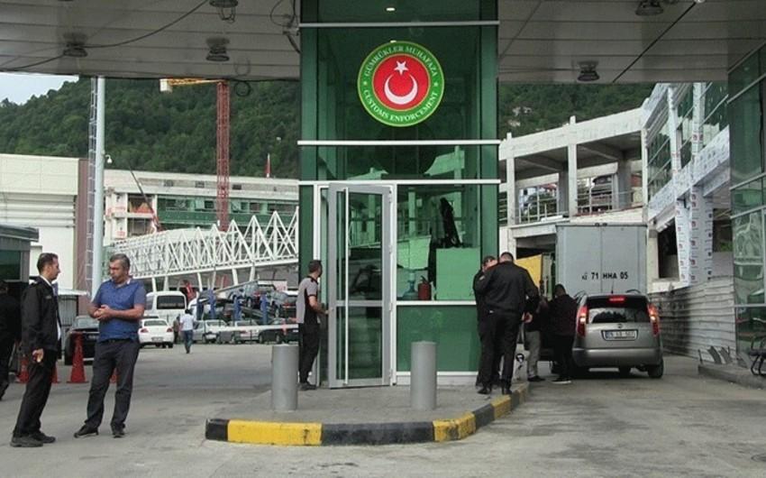 Türkiyənin Sarp keçid məntəqəsindən ən çox istifadə edənlər açıqlandı
