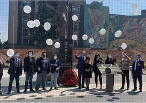 Meksikada Xocalı soyqırımı qurbanlarının xatirəsi anılıb