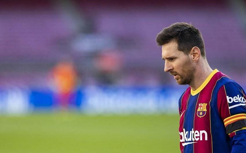 Barselona prezidentliyinə namizəd: Messinin maaşı şişirdilib