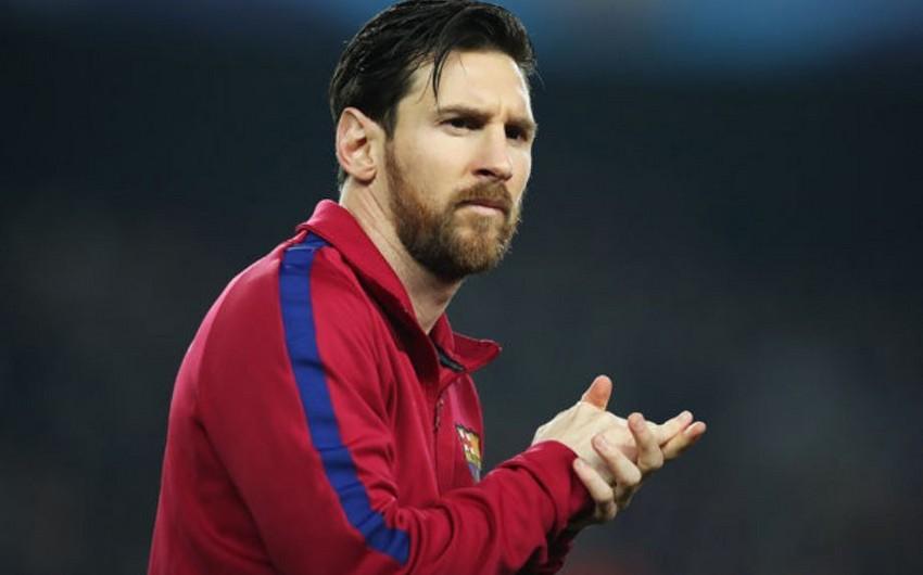 KİV: Barselona Messiyə yeni müqavilə təklif etməyə hazırlaşır
