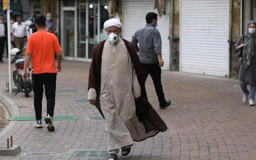 Iran's COVID death toll exceeds 78,500