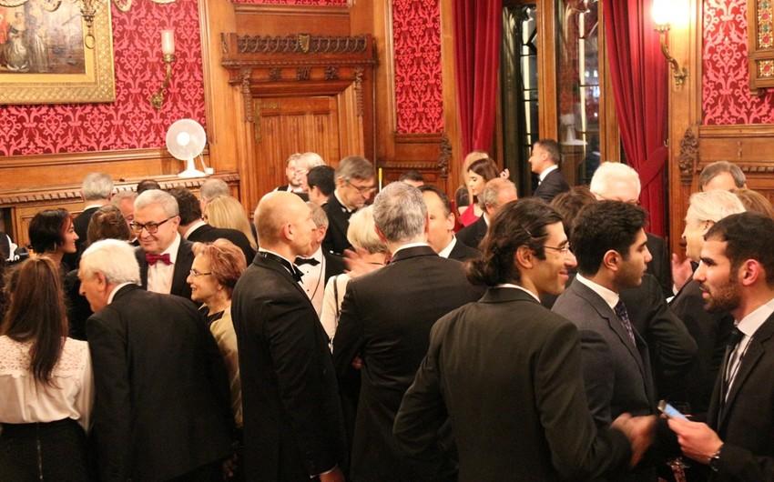 Britaniyanın Lordlar Palatasında İngiltərə-Azərbaycan Cəmiyyətinin 20 illik yubileyi qeyd edilib