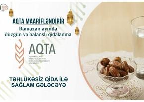 Ramazanda düzgün və balanslı qidalanma necə olmalıdır?