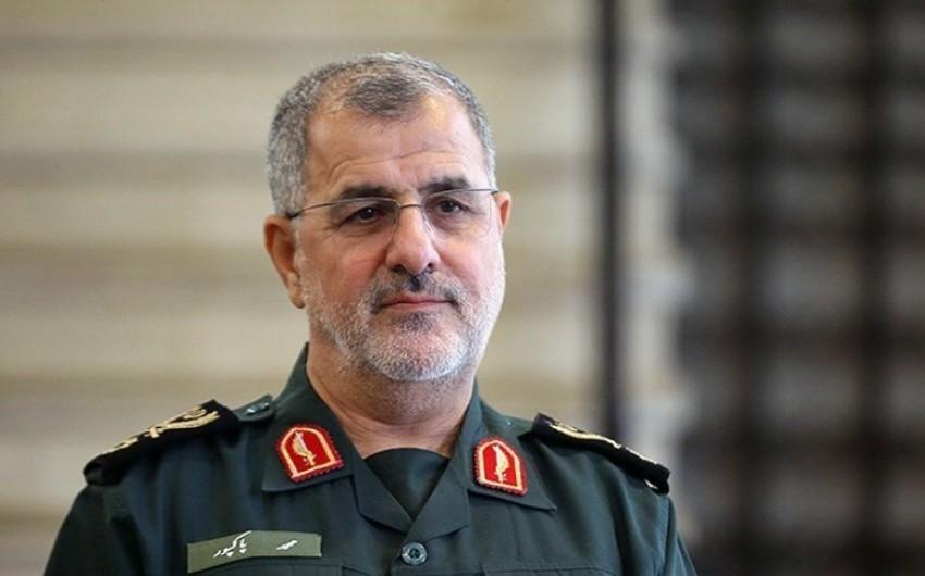 İranlı general PKK ilə bağlı İraq hakimiyyətinə xəbərdarlıq edib