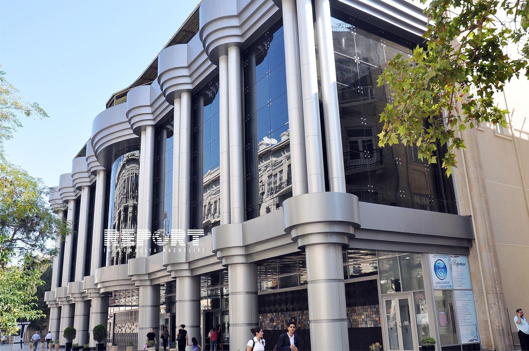 Azerbaijan State Theatre of Young Spectators will attend festival in Belarus