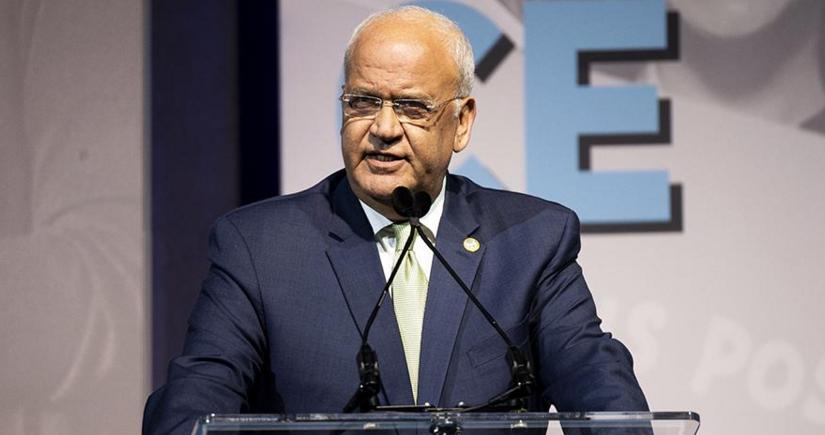 Скончался один из руководителей Палестины