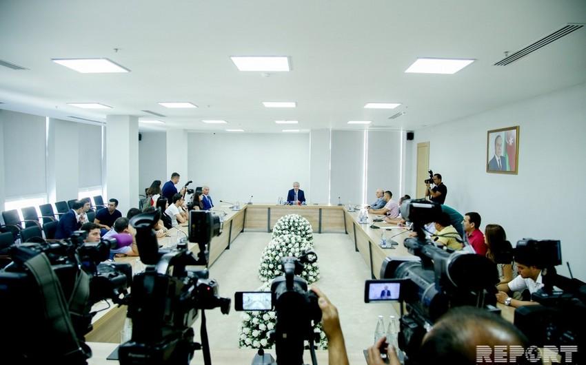 Baş Nazirin müavini: Azərbaycanda söz və mətbuat azadlığı tam təmin olunur