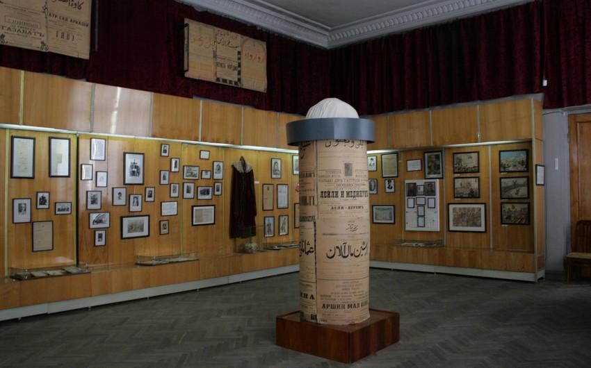 Beynəlxalq Muzeylər Günündə Teatr Muzeyində sərgi keçiriləcək