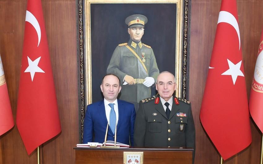 Türkiyənin ordu generalı: Aprel döyüşləri Azərbaycan ordusunun qüdrətini göstərdi
