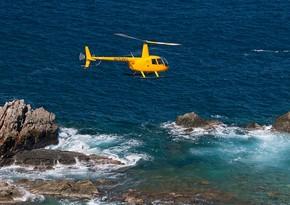 ABŞ-da helikopter qəzasında dörd nəfər ölüb