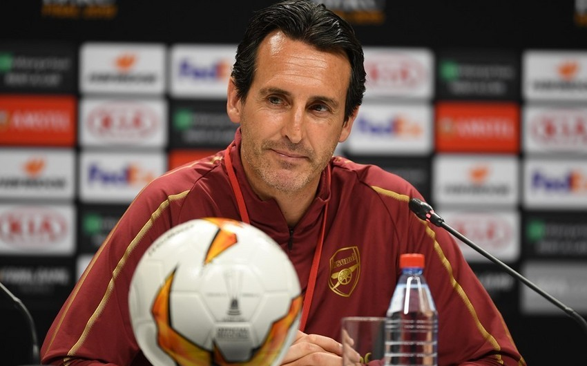 Head coach of Arsenal: Our goal is to win - INTERVIEW