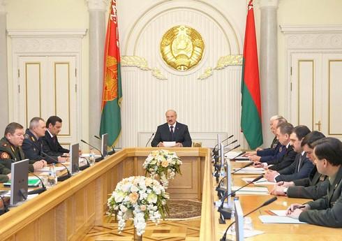 Лукашенко утвердил состав Совбеза Беларуси