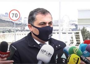 В Баку организуютспециальные полосы движения еще на 10 улицах и проспектах