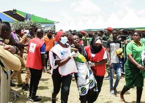 Tanzaniyada prezidentin dəfn mərasimində 45 nəfər ölüb, 37 nəfər yaralanıb