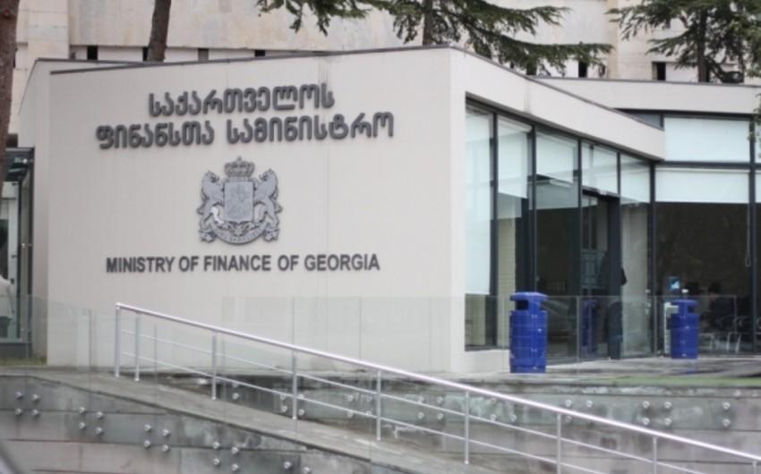 Gürcüstanın xarici borcu 4 milyard dolları keçib