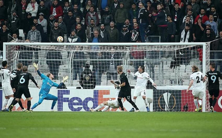 Avropa Liqası: Beşiktaş və Astana klubları mübarizəni dayandırıb