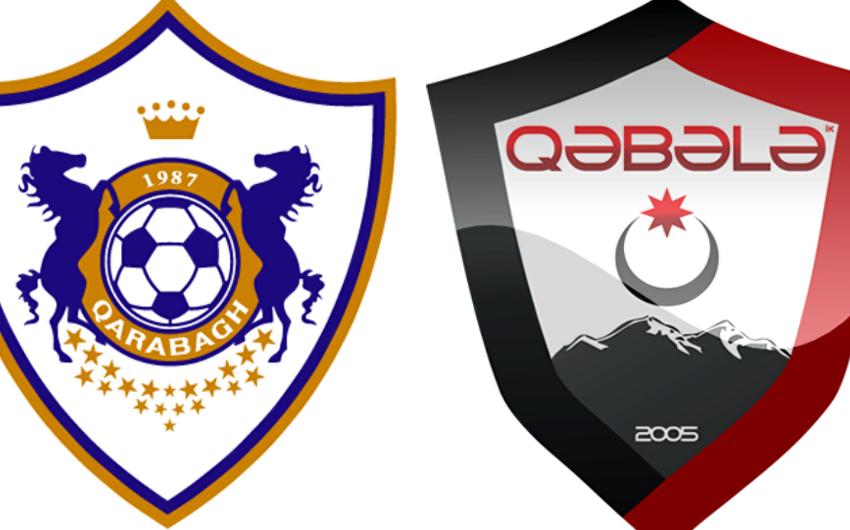Qarabağ - Qəbələ oyununun başlama saatı açıqlanıb